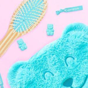 Handbags - Sugar Bear Hair Brush and Bear Bag NWOT